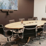 Justice HQ OC conference room